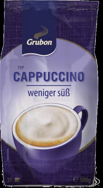 Grubon Typ Cappuccino weniger süß