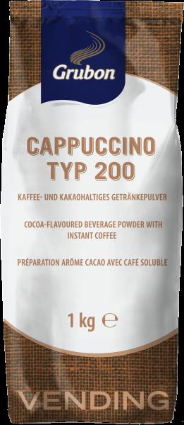 Grubon Cappuccino Typ 200